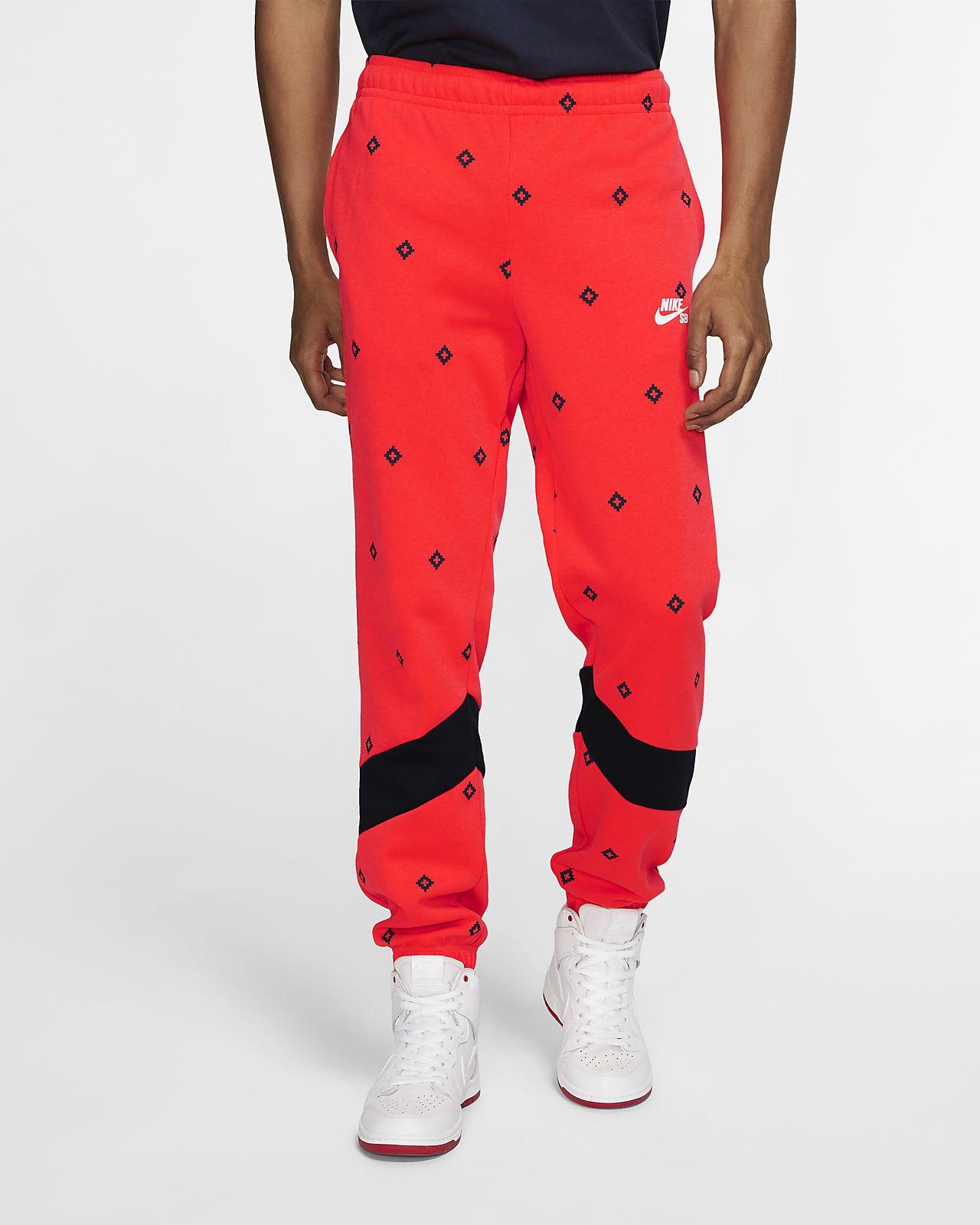 Pantalon de survêtement de skateboard imprimé Nike SB Dri-FIT pour Homme