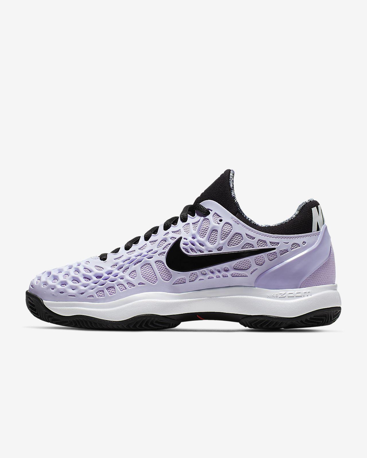 NikeCourt Zoom Cage 3 Damen-Tennisschuh für Sandplätze