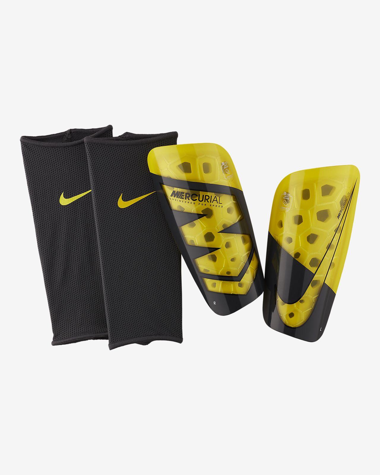 best service good quality beauty Protège-tibias de football Nike Mercurial Lite
