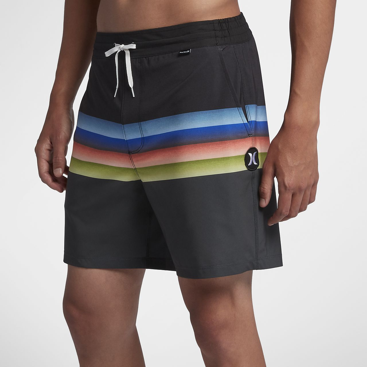 Hurley Phantom Chill Volley Herren-Boardshorts (ca. 43 cm)
