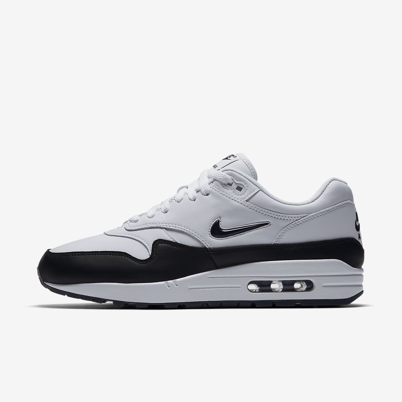 Nike Sportswear AIR Max More Homme Baskets Mode Noir, Pointure:47.5
