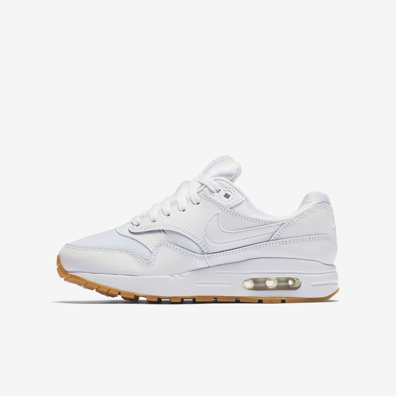 Nike Air Max 1 cipő nagyobb gyerekeknek