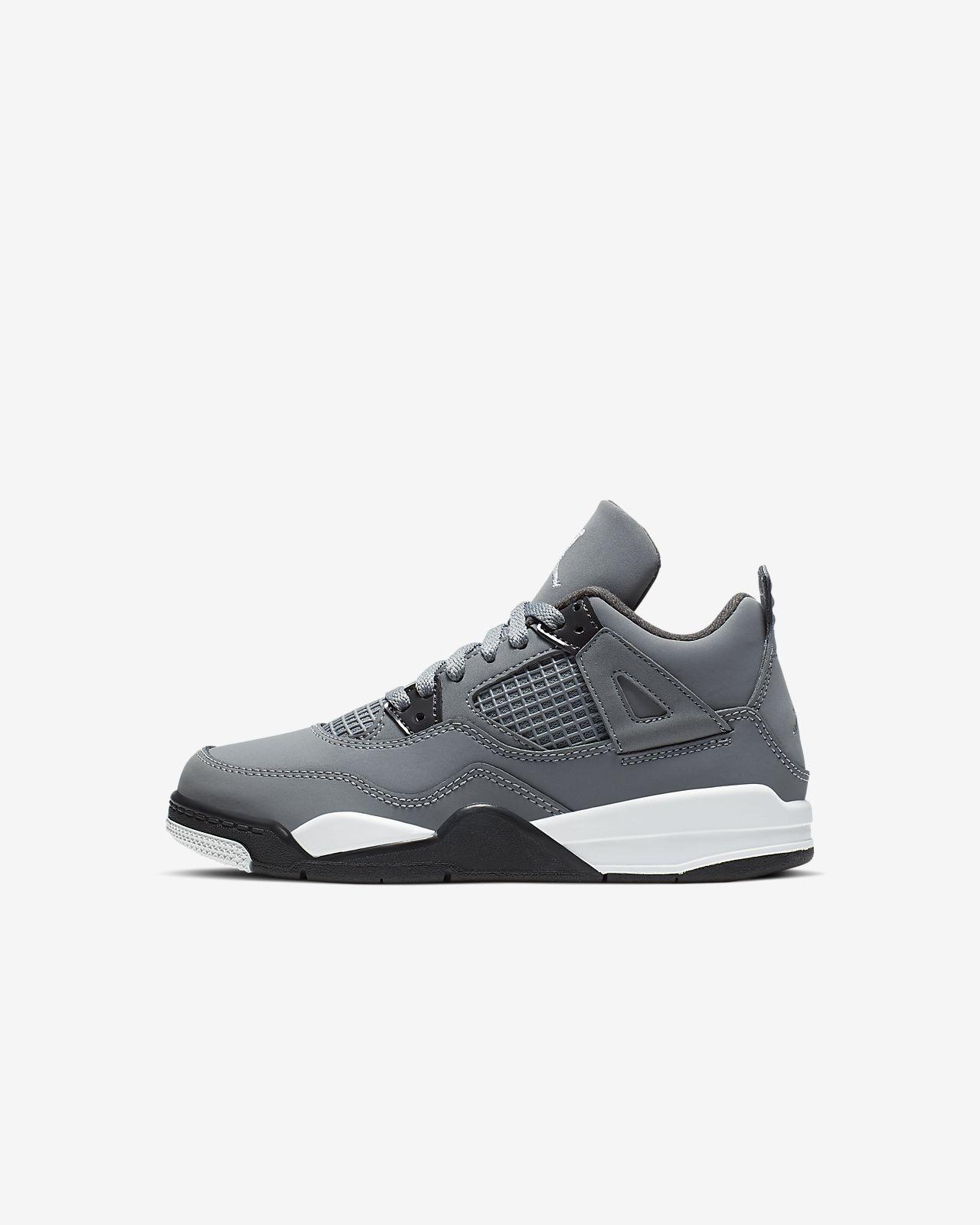 รองเท้าเด็กเล็ก Jordan 4 Retro
