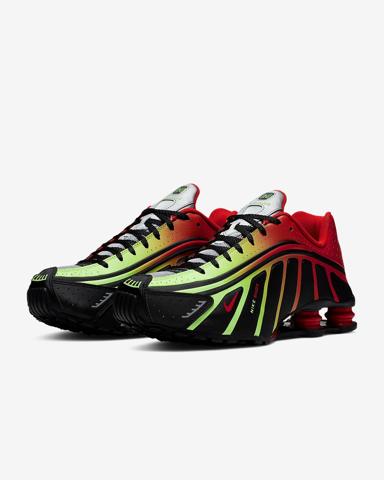 159e9204e Nike Shox R4 Neymar Jr. Shoe. Nike.com