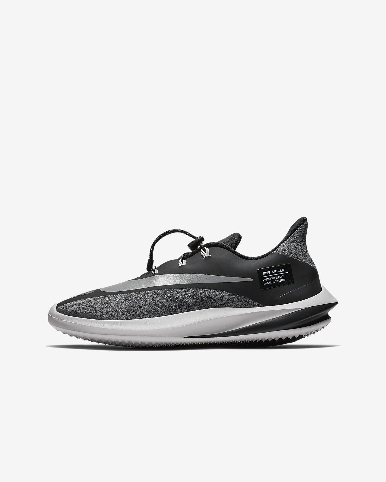 Nike Future Speed Shield Little Big Kids  Running Shoe. Nike.com 0f3112cbc