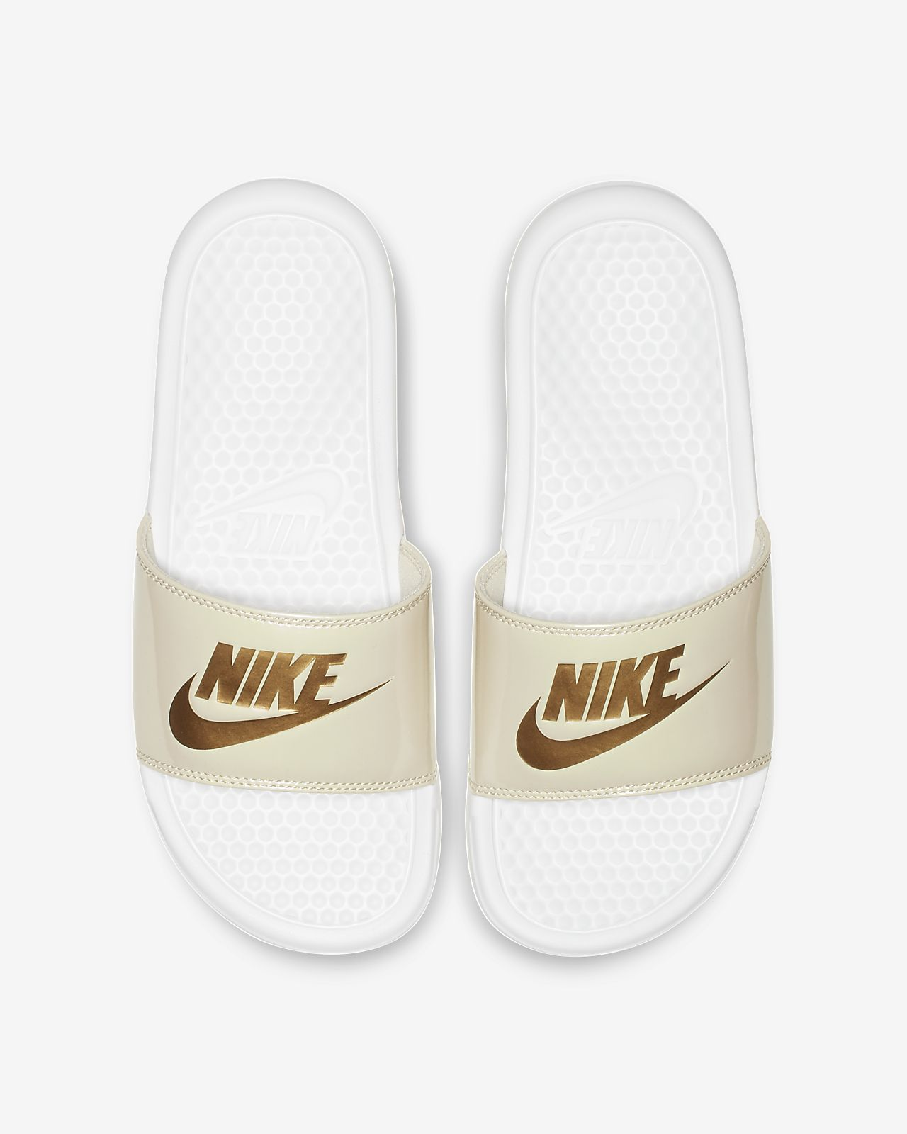 093af0c67f77 Nike Benassi JDI Metallic Women s Slide. Nike.com PT