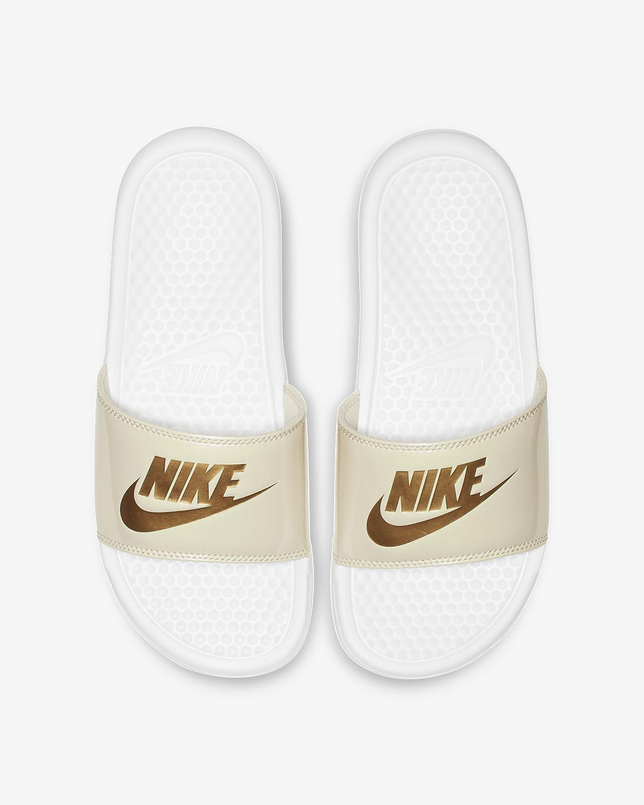 Nike Benassi JDI Metallic Women's Slide
