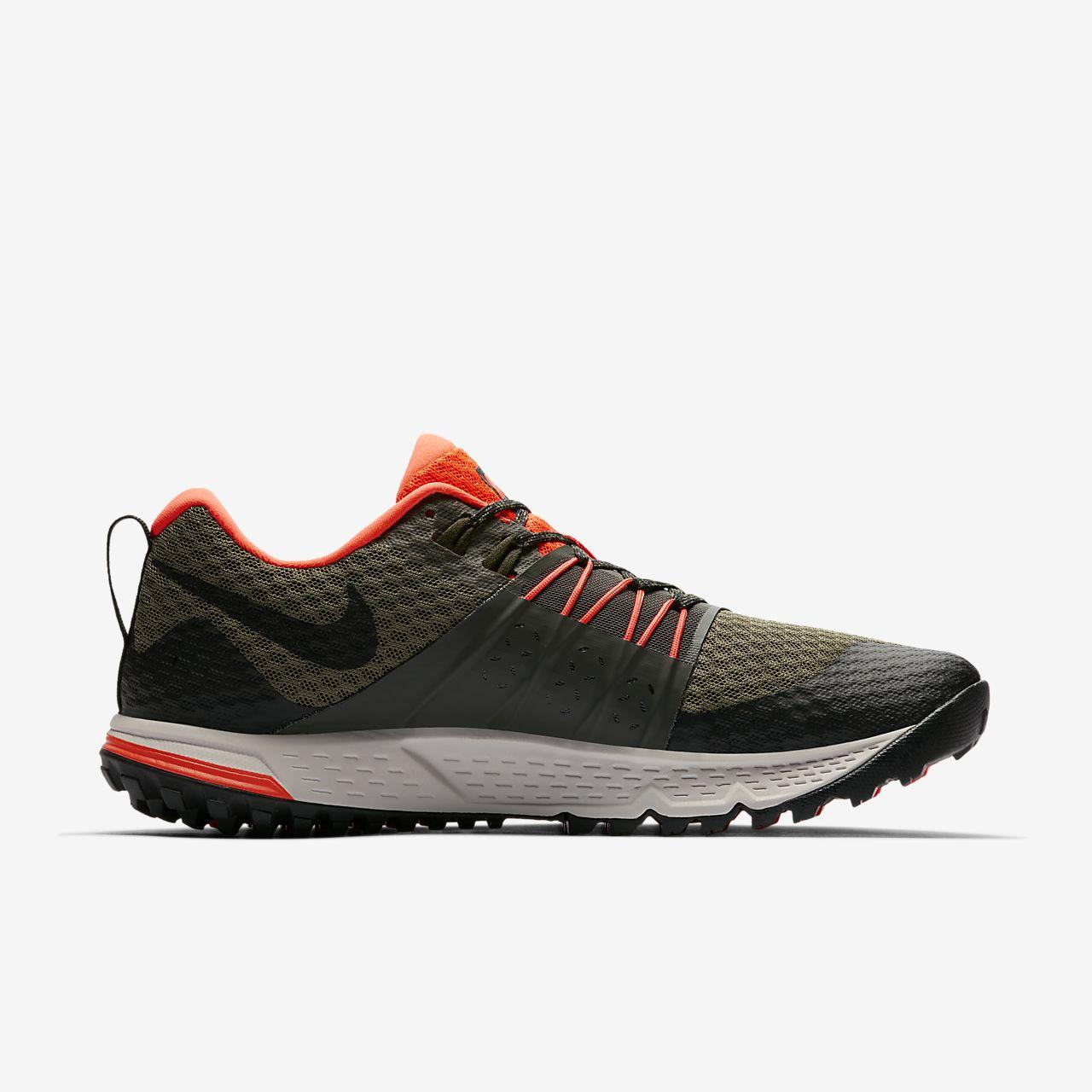 Nike - Air Zoom Wildhorse 4 Hommes chaussure de course (bleu) - EU 42,5 - US 9