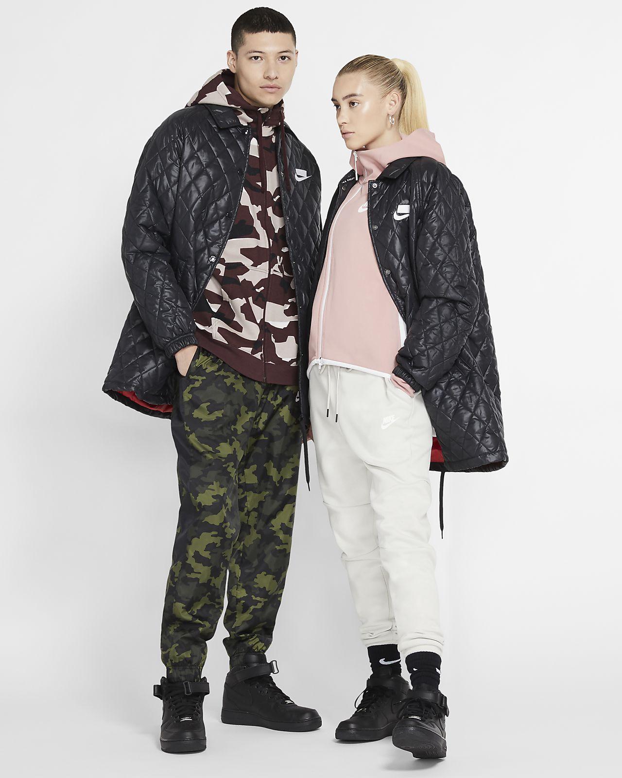 Quiltad träningsjacka Nike Sportswear NSW