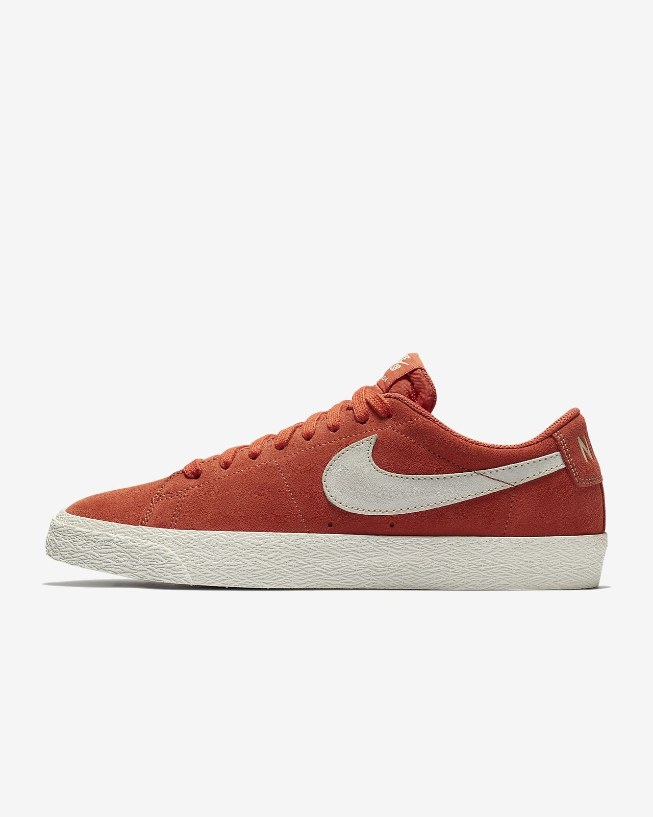 Nike SB Blazer Low XT Men's Skateboarding Shoes Black/Brown/White dI6441X