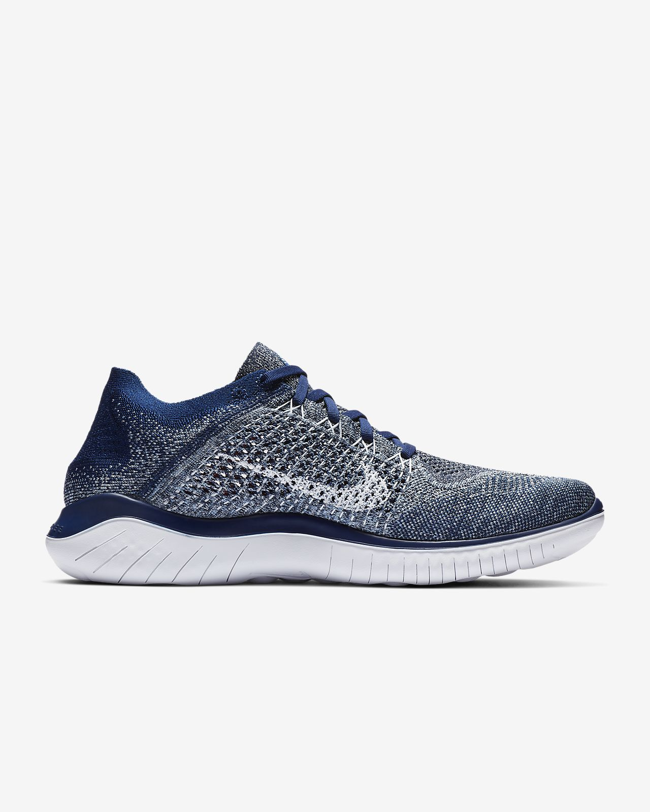 the best attitude 3fbdd 5d28a ... Nike Free RN Flyknit 2018 Mens Running Shoe