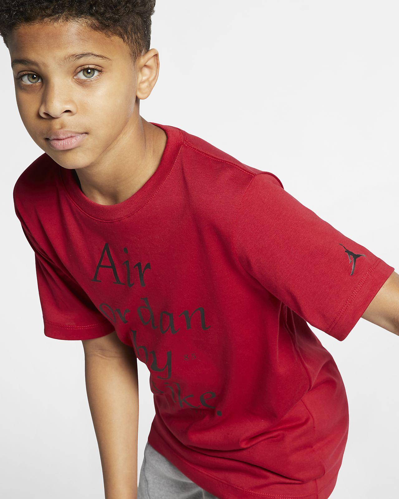 bf7197727cee Jordan Lifestyle Older Kids  (Boys ) T-Shirt. Nike.com LU