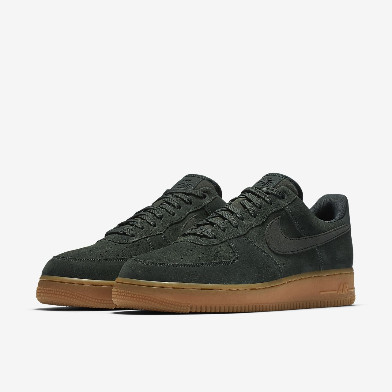 nike air force 1 07 lv8 suede men 39 s shoe. Black Bedroom Furniture Sets. Home Design Ideas