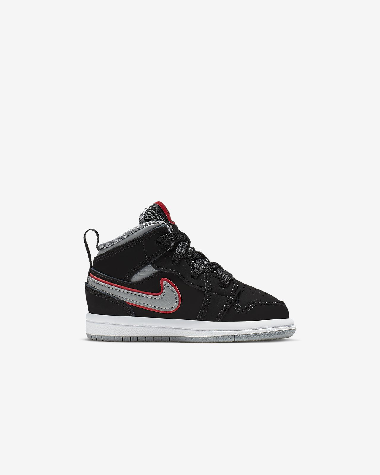 ef090facc Air Jordan 1 Mid Zapatillas - Bebé e infantil. Nike.com ES