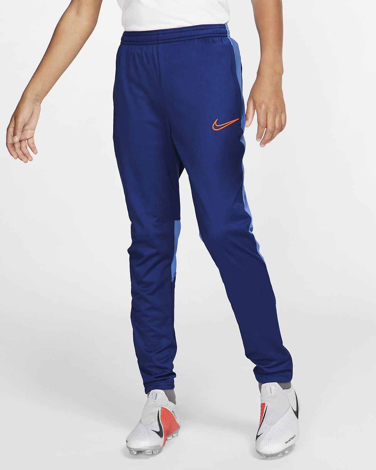 Ποδοσφαιρικό παντελόνι Nike Dri-FIT Academy για μεγάλα παιδιά