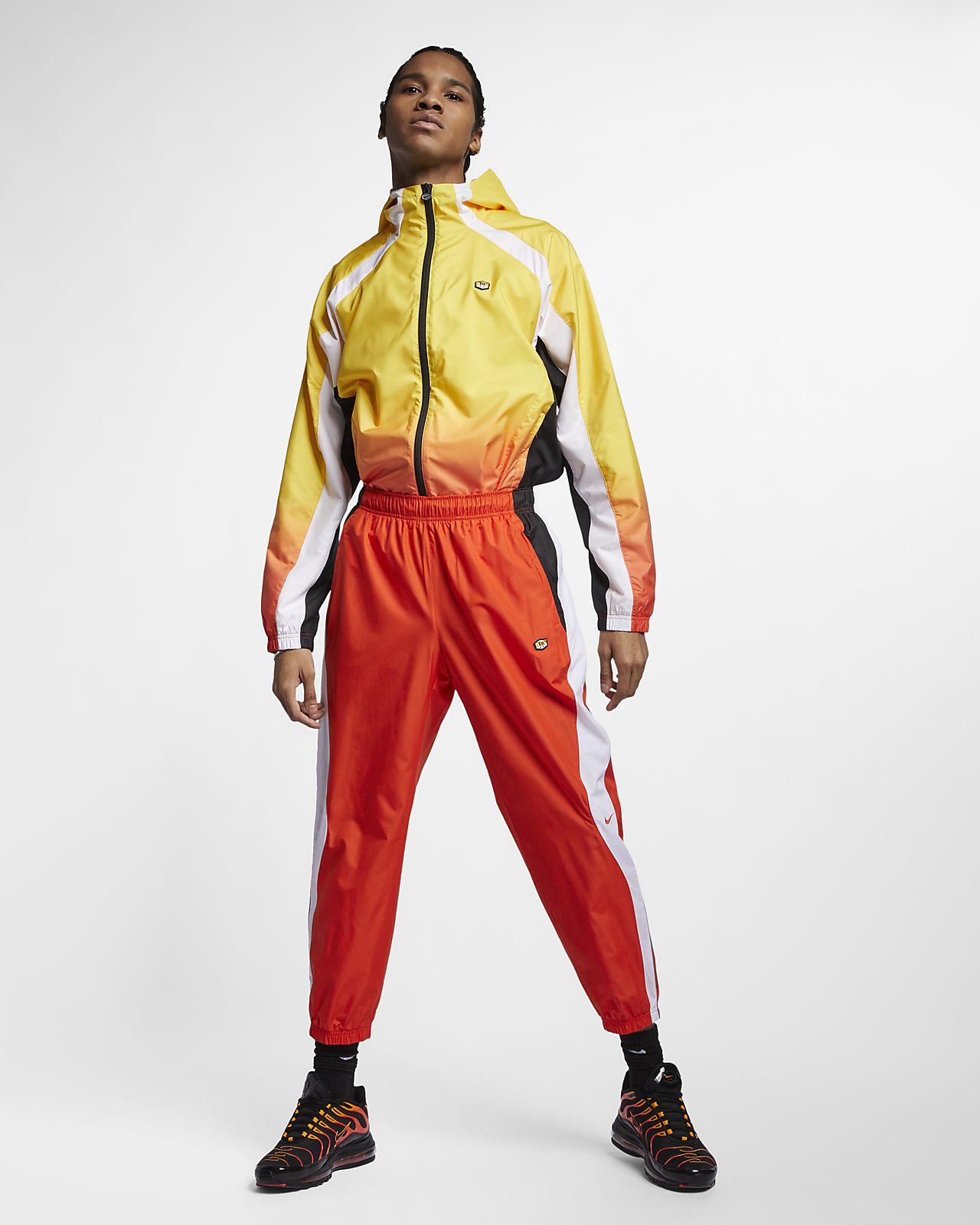 Casaco de treino com capuz NikeLab Collection Tn para homem
