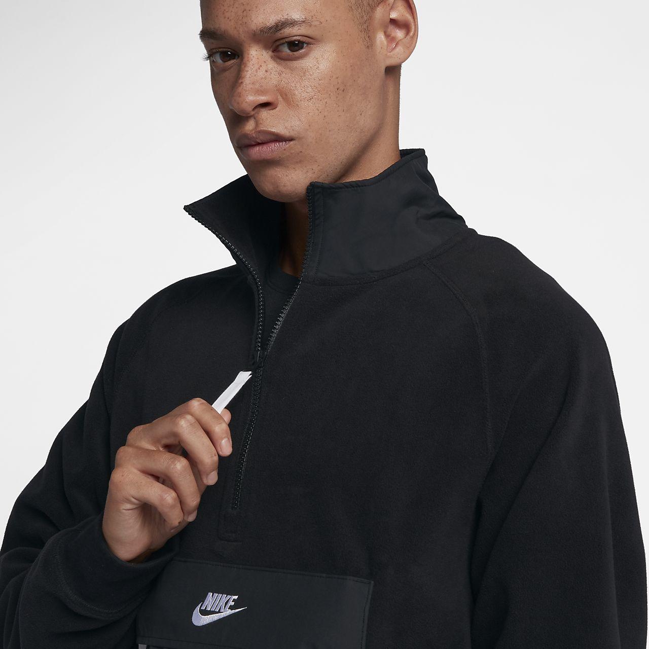 90d9288ae Nike Sportswear Men's Half-Zip Top. Nike.com NZ