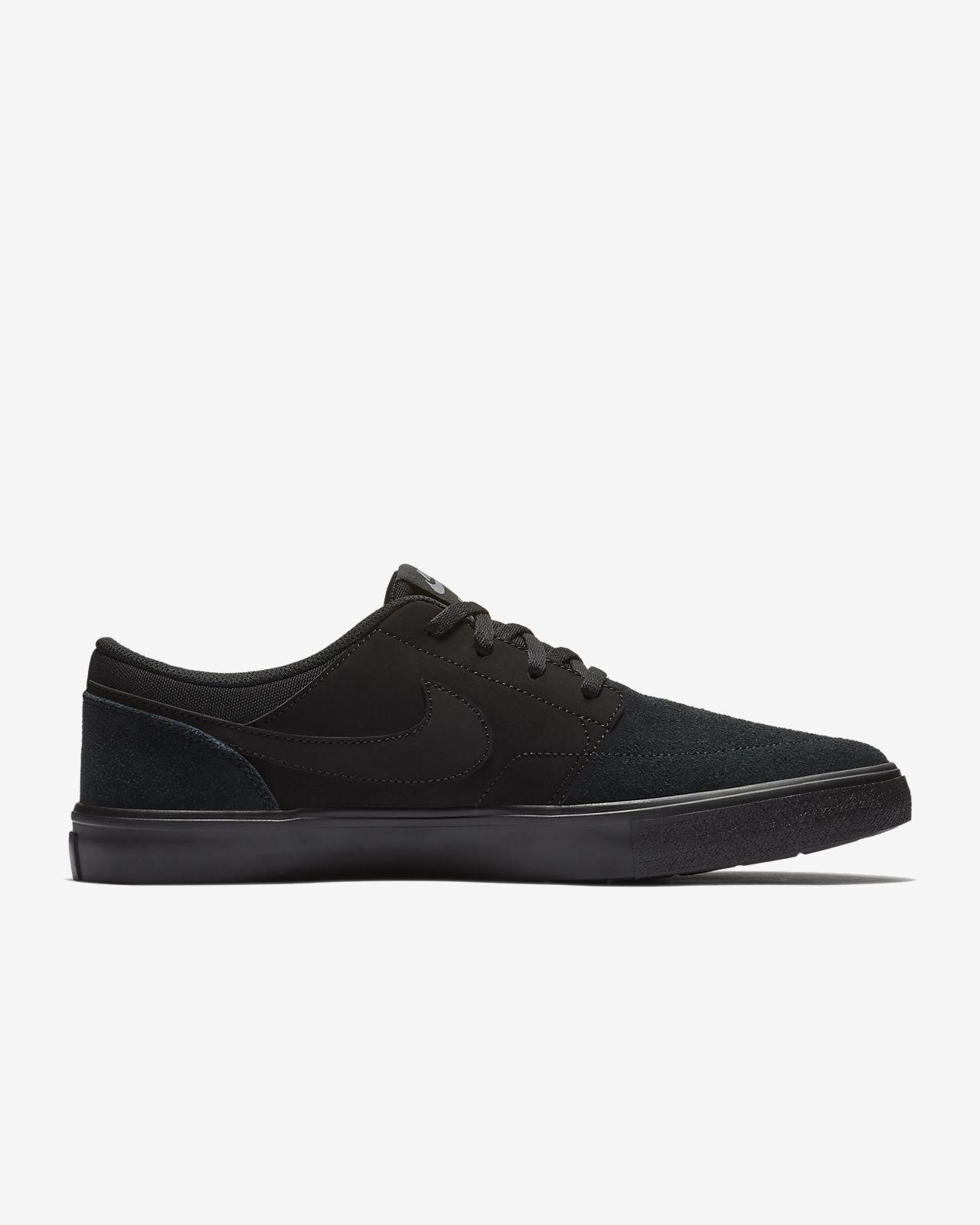 Akciós Nike SB Solarsoft Portmore II Férfi Deszkás Cipő