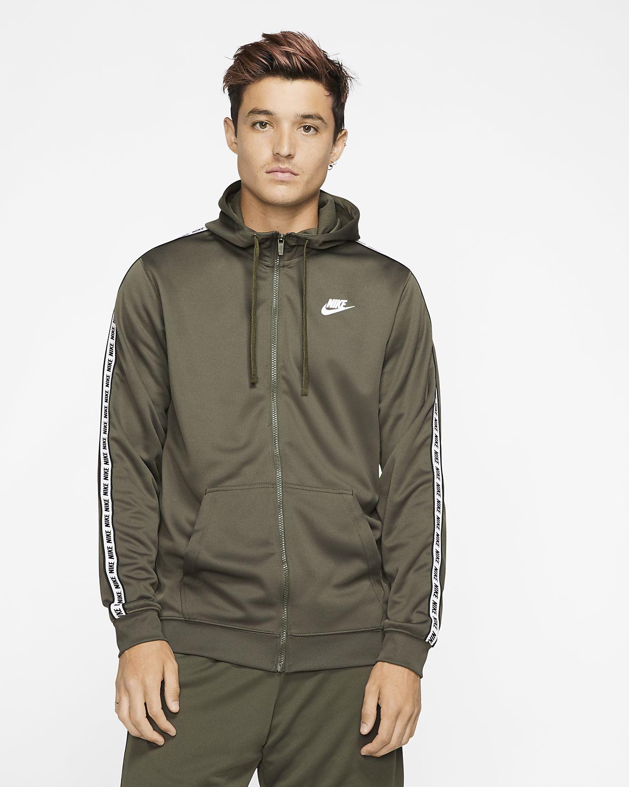 Sudadera con capucha de cierre completo para hombre Nike Sportswear