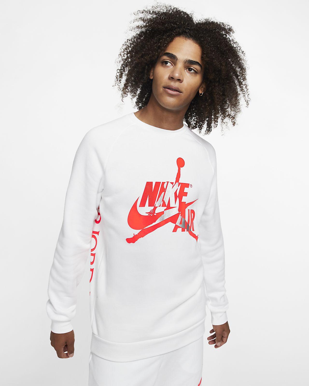 Jordan Jumpman Classics Herenshirt met ronde hals