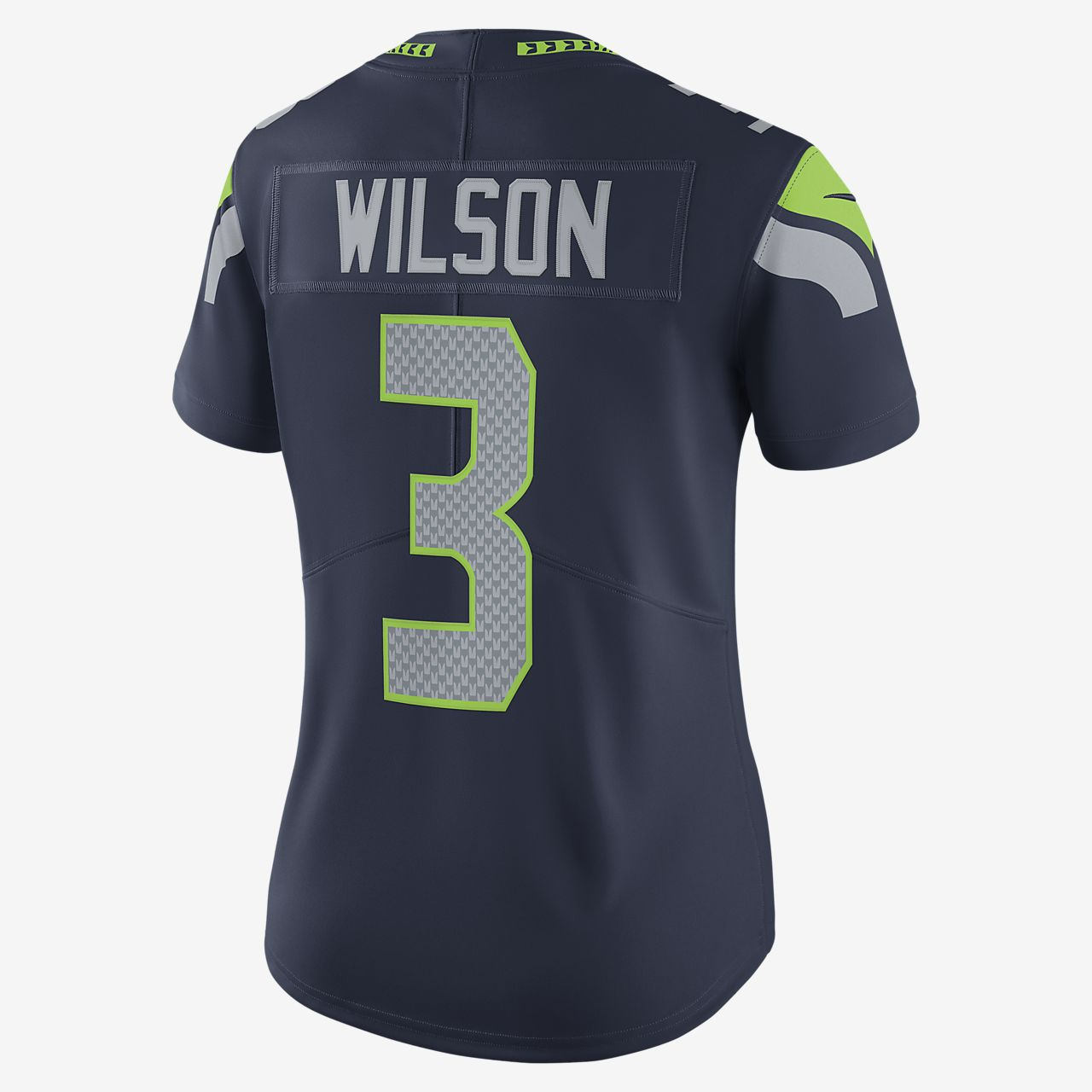 220b551cb ... NFL Seattle Seahawks (Russell Wilson) Women's Limited Vapor Untouchable  Football Jersey