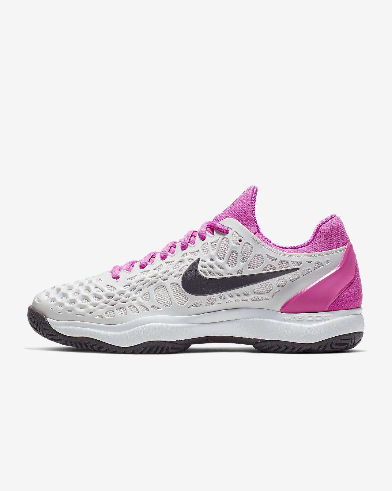 buy popular 7cdfa 701d7 ... Chaussure de tennis pour surface dure NikeCourt Zoom Cage 3 pour Homme