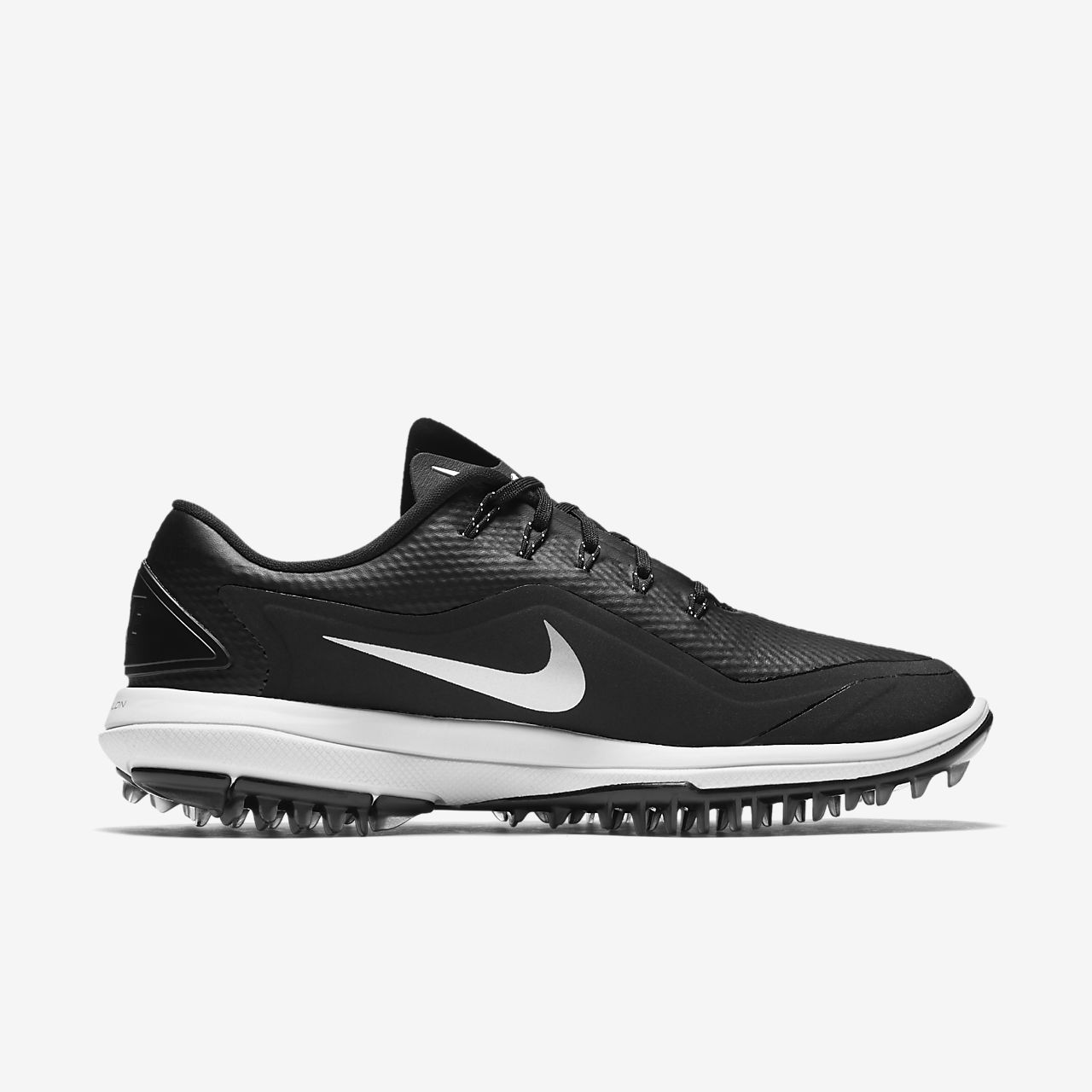 Nike Damen Wmns Lunar Command 2 Boa Golfschuhe, Schwarz (Negro 001), 38.5 EU