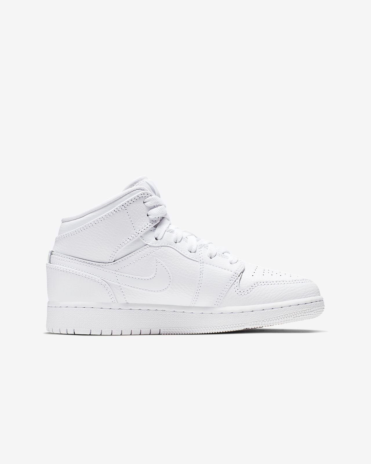 50ac002acb019 Air Jordan 1 Mid Big Kids  Shoe. Nike.com