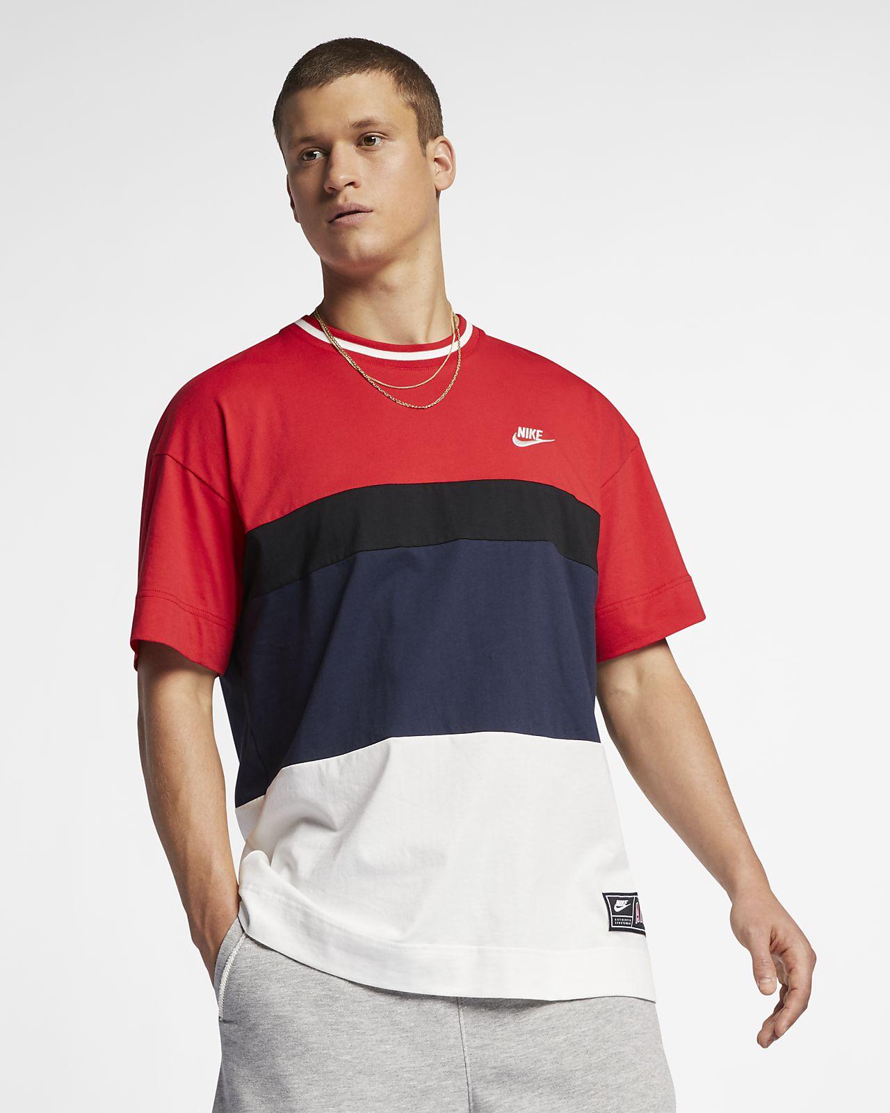 Мужская футболка с коротким рукавом Nike Air