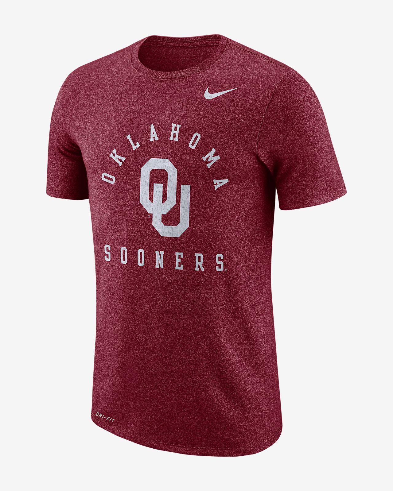 Nike College Marled (Oklahoma) Men's T-Shirt