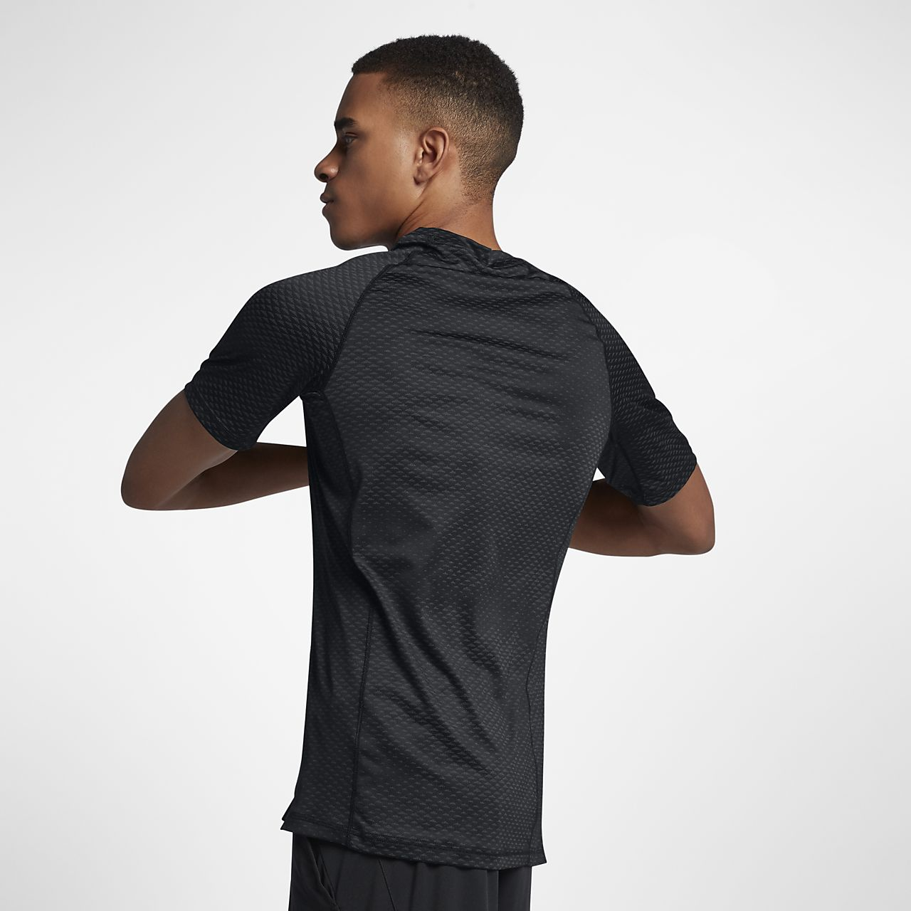 79d09a0e8d Nike Pro HyperCool Men's Short-Sleeve Training Top. Nike.com GB