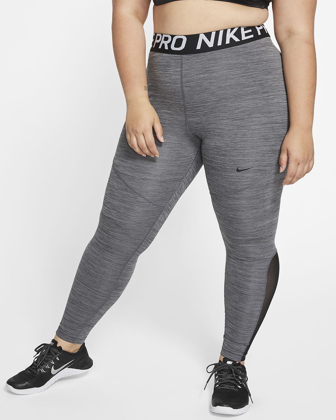 Nike Pro Women's Tights (Plus Size)
