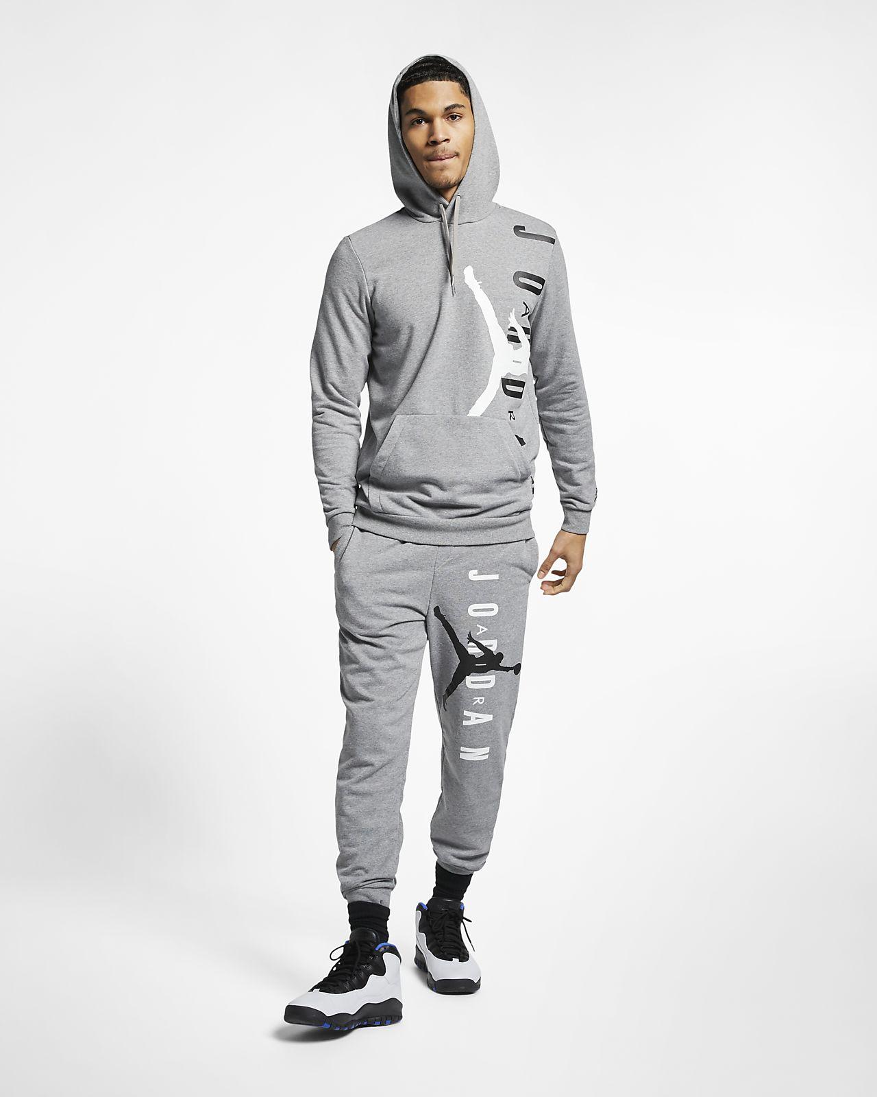 cheaper 3642b 82311 ... Jordan Jumpman Air Lightweight Fleece-Pullover für Herren