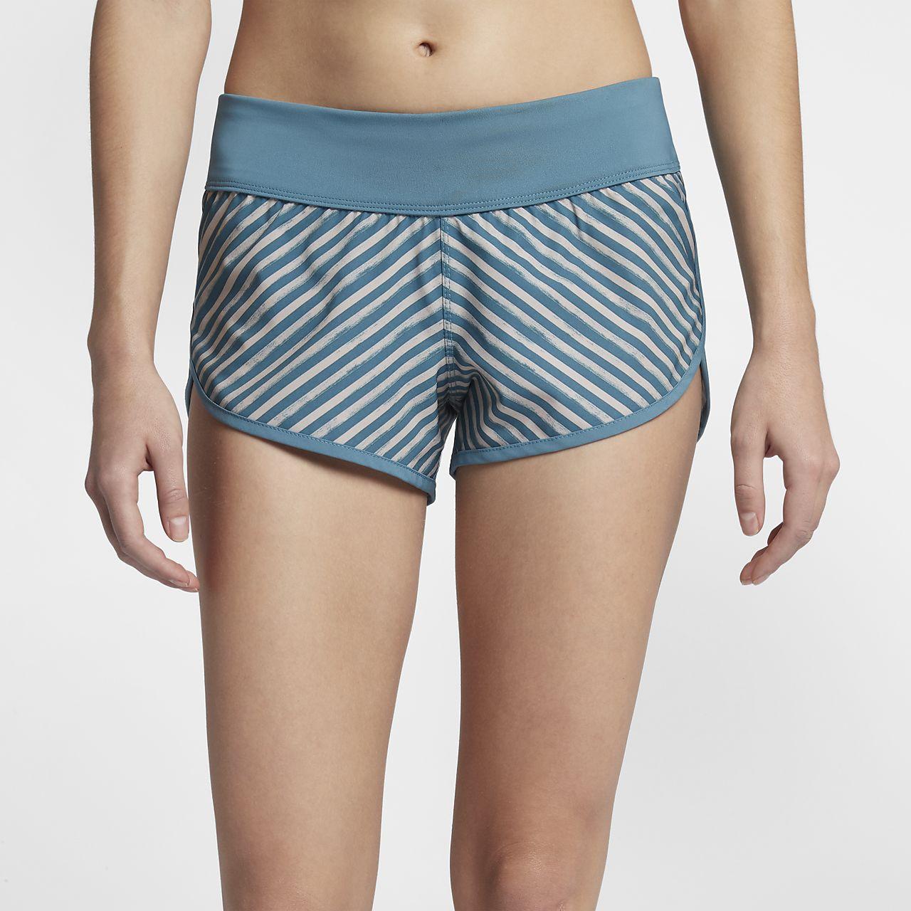 Nike Womens Boardshorts - Nike Hurley Phantom Printed Beachrider A47l5406
