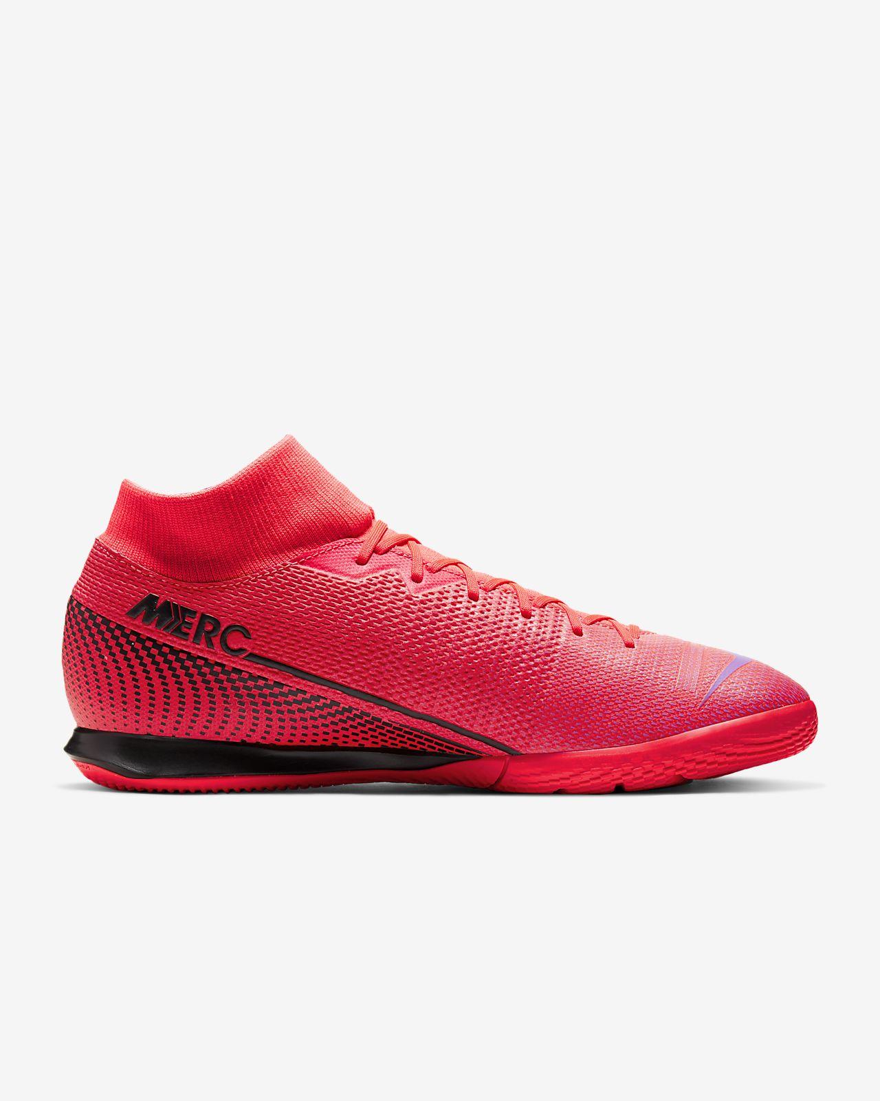 Scarpa da calcio per campi indoorcemento Nike Mercurial Superfly 7 Academy IC