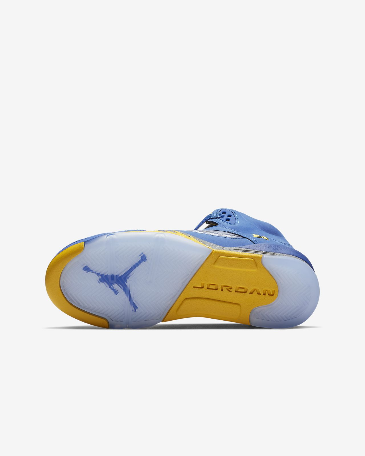 20b364acf1e5 Air Jordan 5 Laney JSP Big Kids Shoe. Nike.com