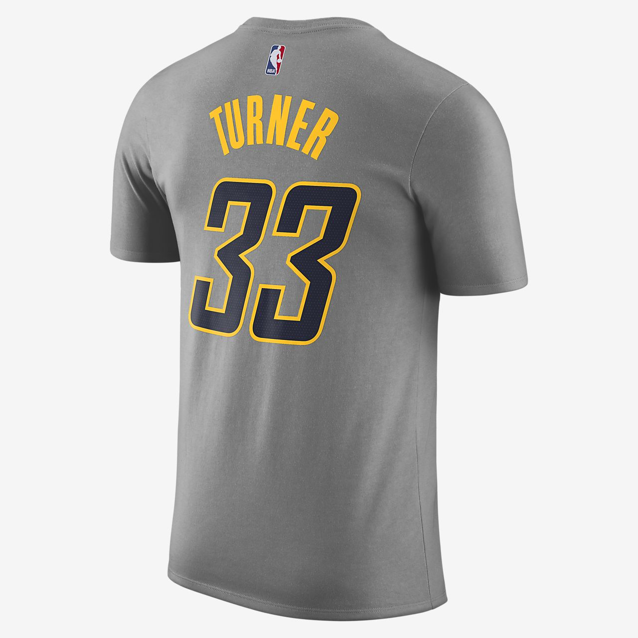 27ddafb466a8 ... Myles Turner Indiana Pacers City Edition Nike Dri-FIT Men s NBA T-Shirt