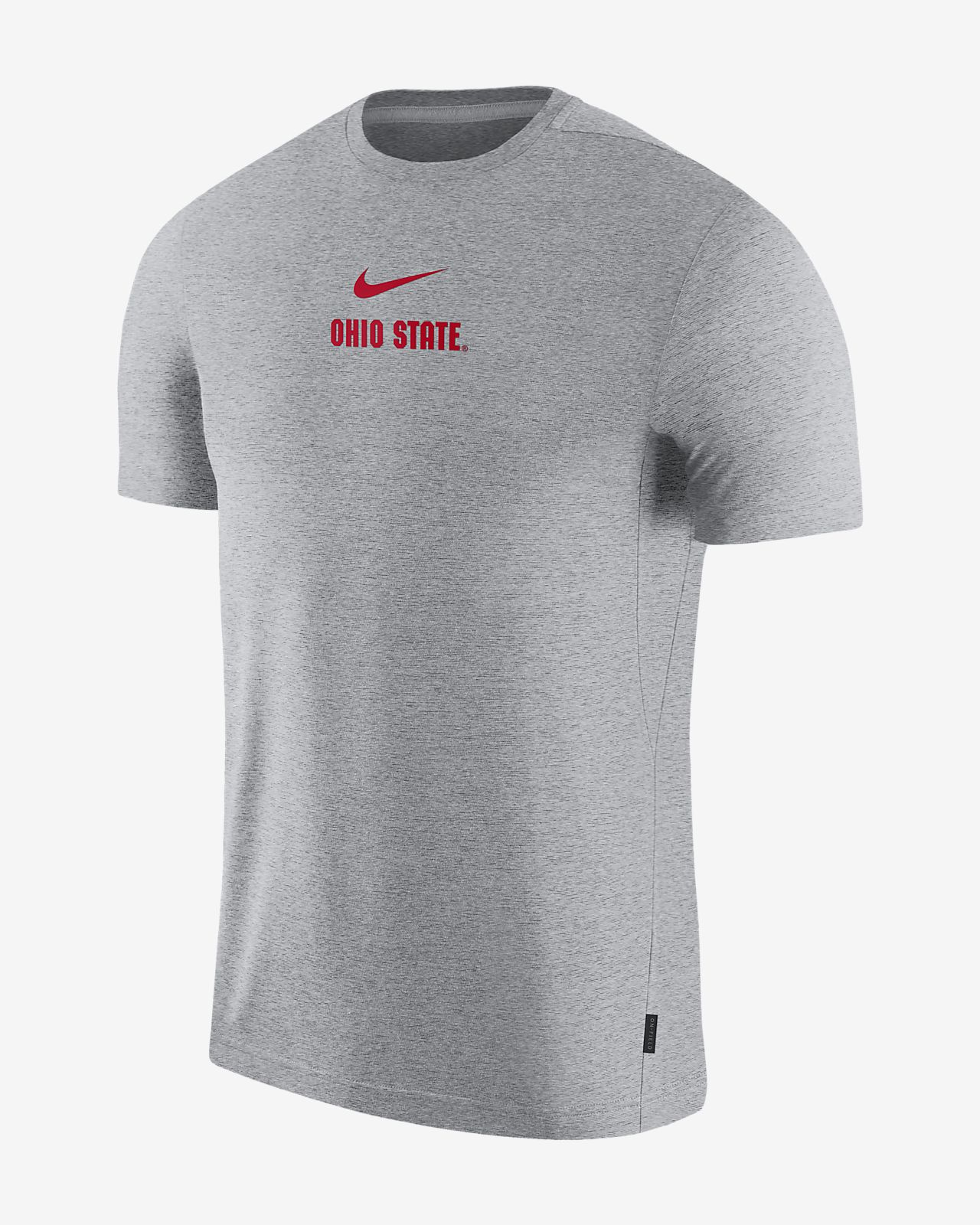 Nike College Dri-FIT Coach (Ohio State) Men's Short-Sleeve Top