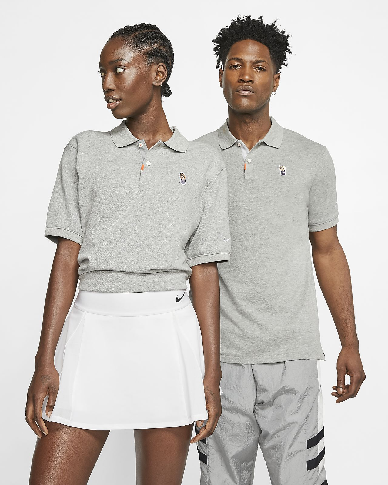 Polo Slim Fit The Nike Polo ¡Vamos Rafa! Polo slim fit - Unisex