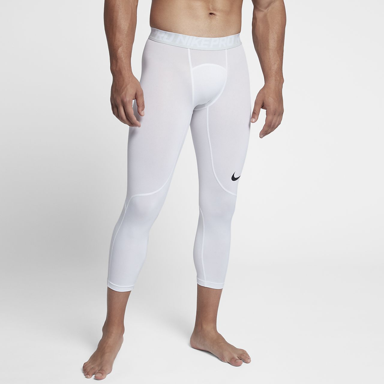 b0b39ce4f2caa Nike Pro Men's 3/4 Training Tights. Nike.com