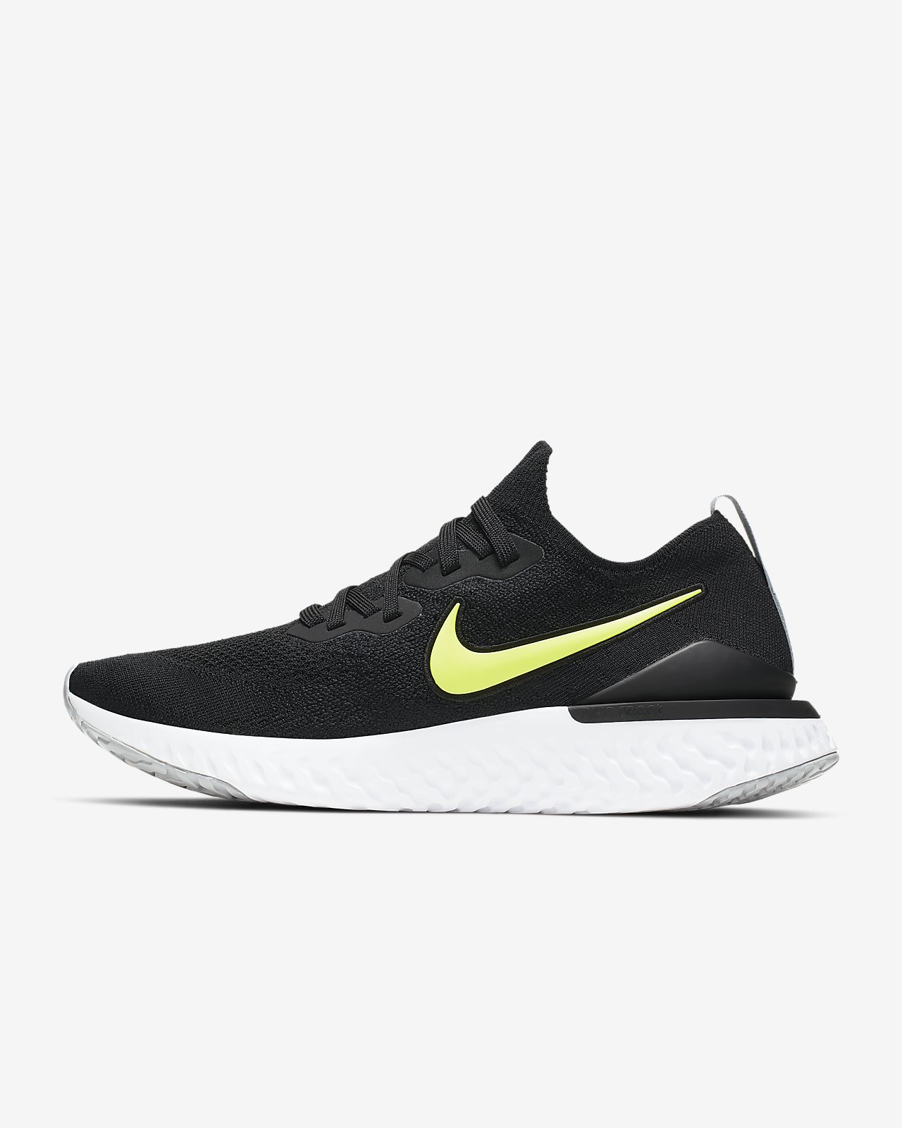 new product f625e 60446 Men s Running Shoe. Nike Epic React Flyknit 2