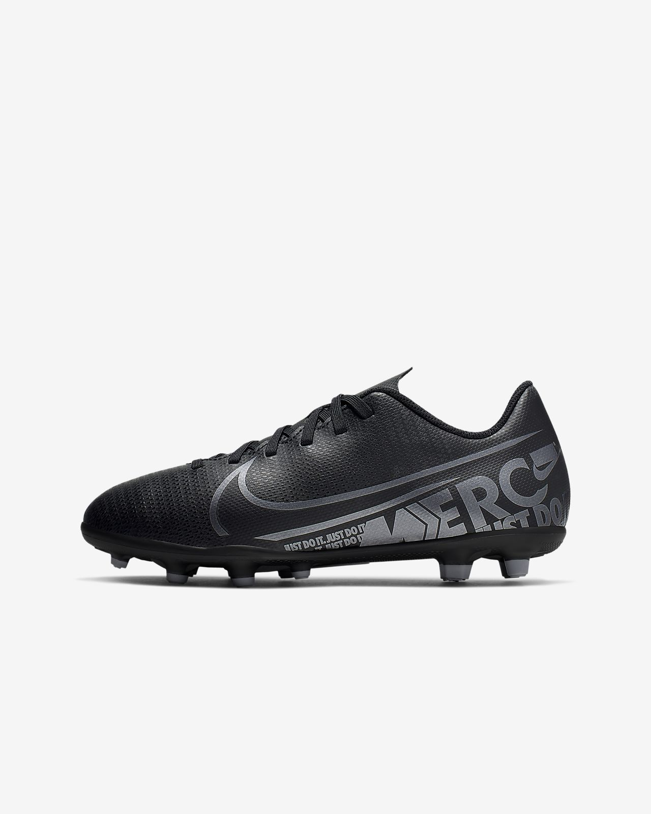 Fotbollssko för varierat underlag Nike Jr. Mercurial Vapor 13 Club MG för barn/ungdom