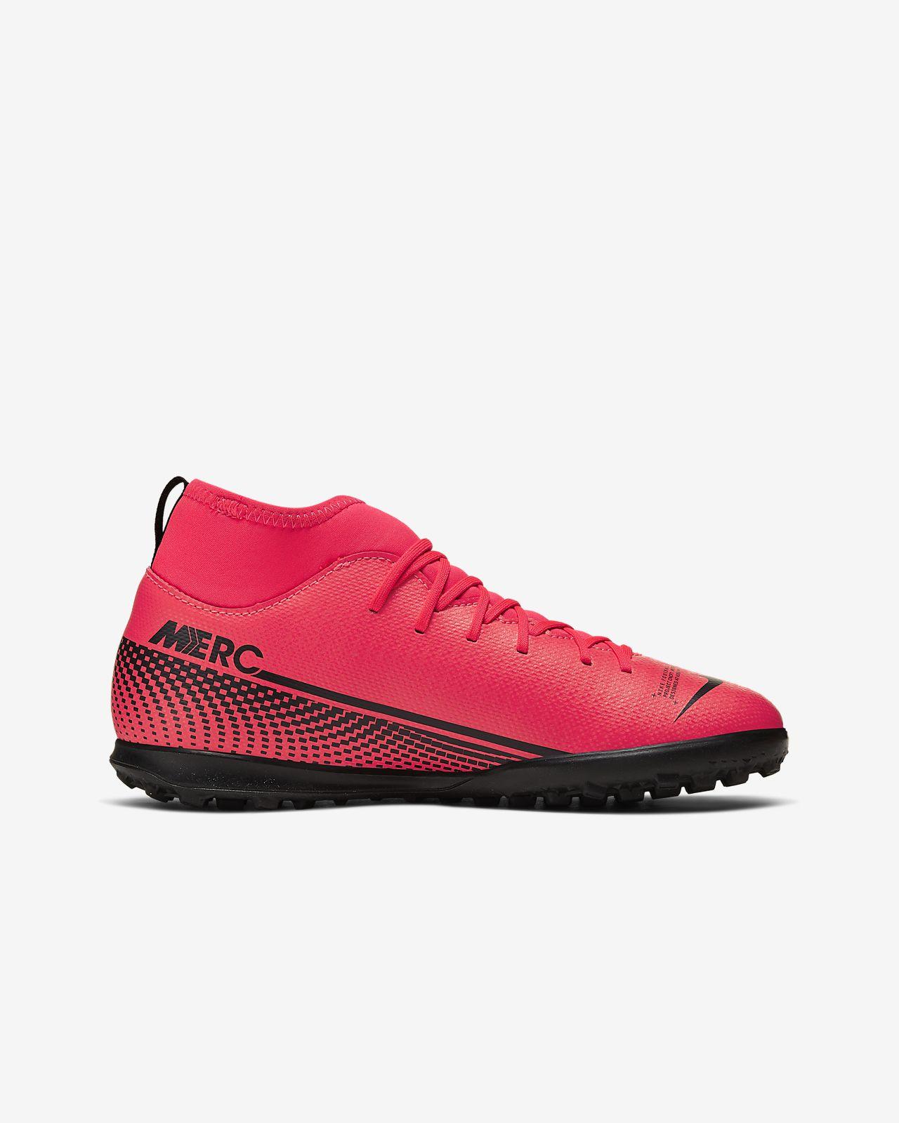 Chaussure de football pour surface synthétique Nike Jr. Mercurial Superfly 7 Club TF pour Jeune enfantEnfant plus âgé
