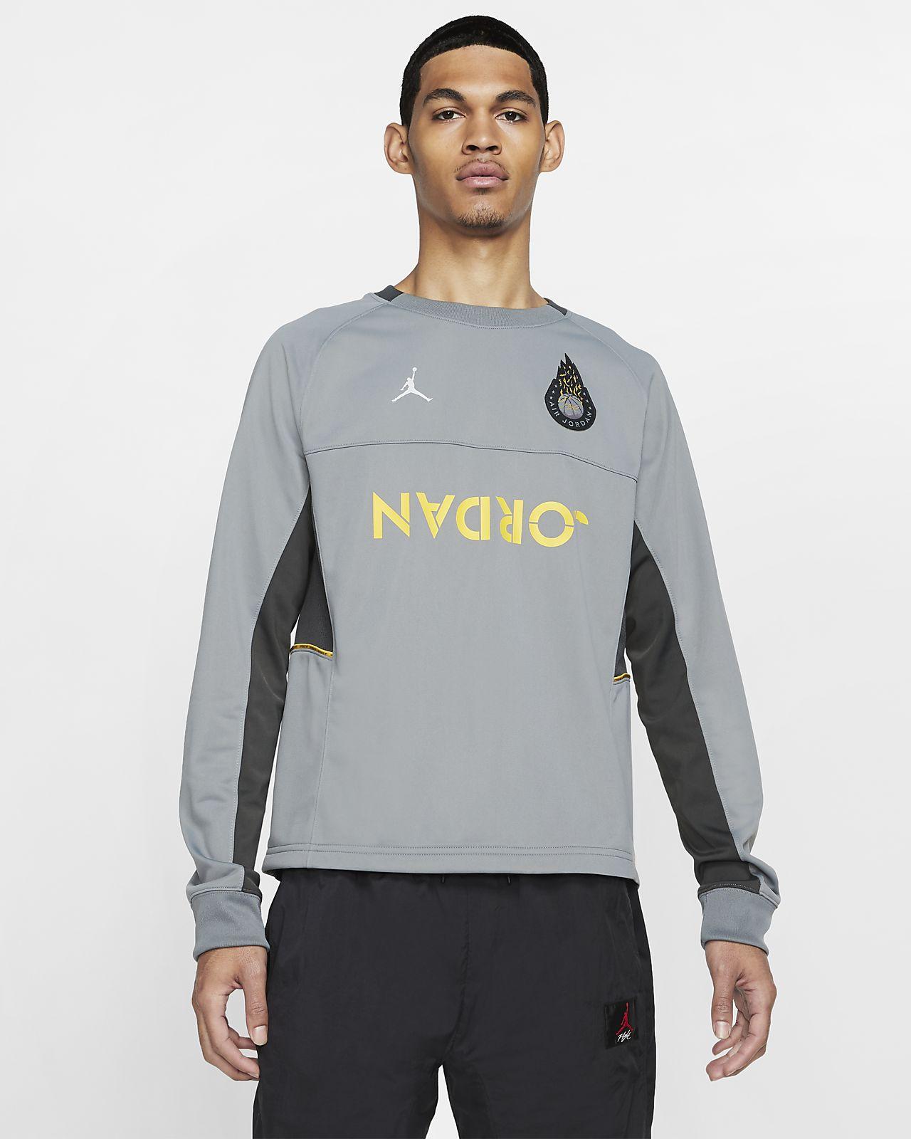 Ανδρική μακρυμάνικη μπλούζα Jordan Legacy AJ4