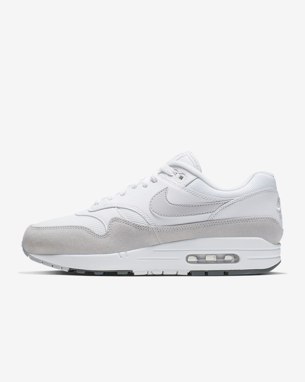 size 40 fe52b 8db77 Nike Air Max 1 Men's Shoe. Nike.com