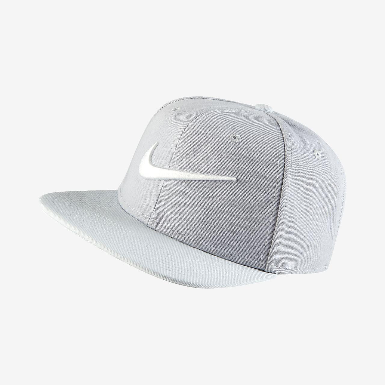 ac3b4bf8bac81 Nike Sportswear Pro Swoosh Adjustable Hat. Nike.com