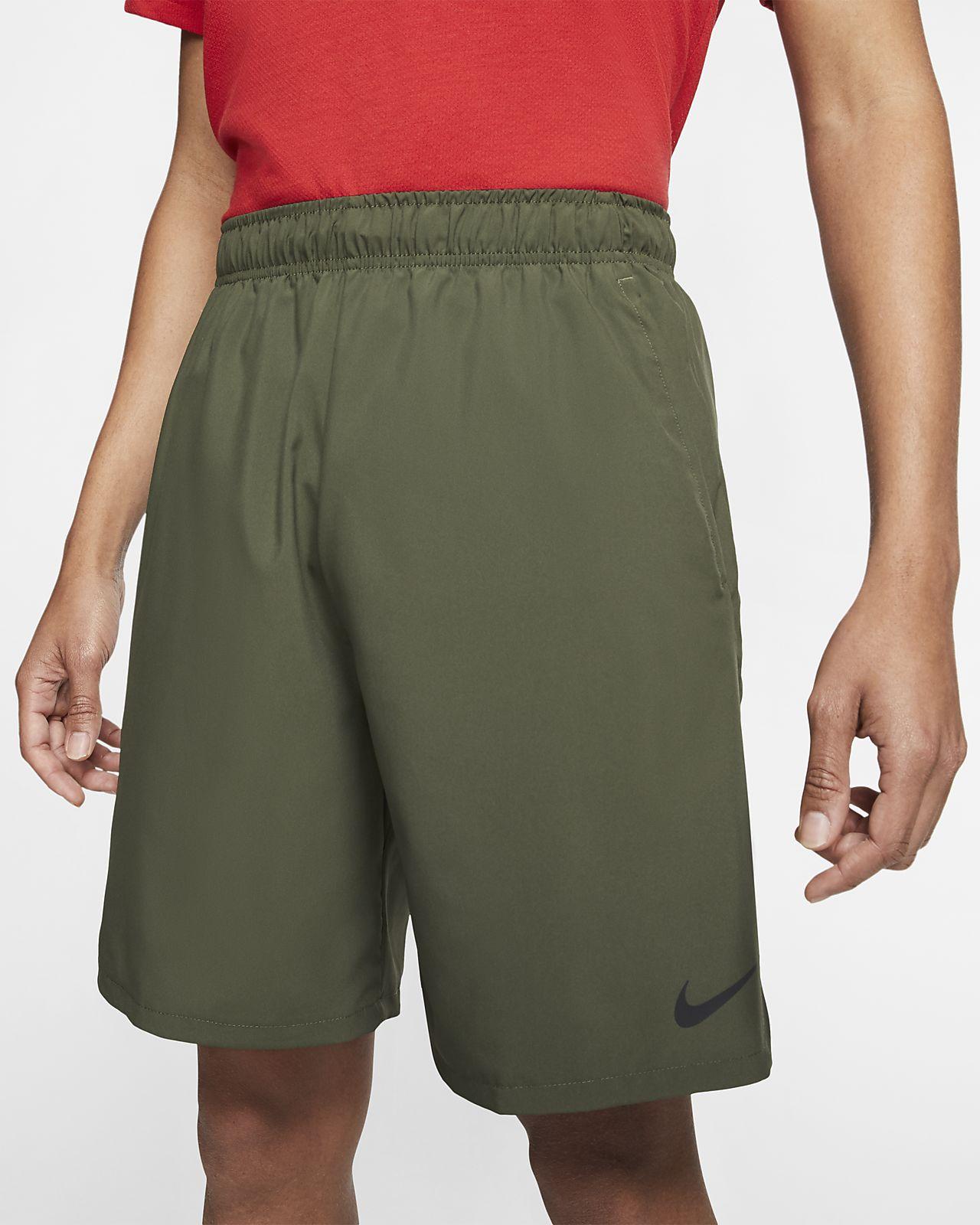 Ανδρικό υφαντό σορτς προπόνησης Nike Flex