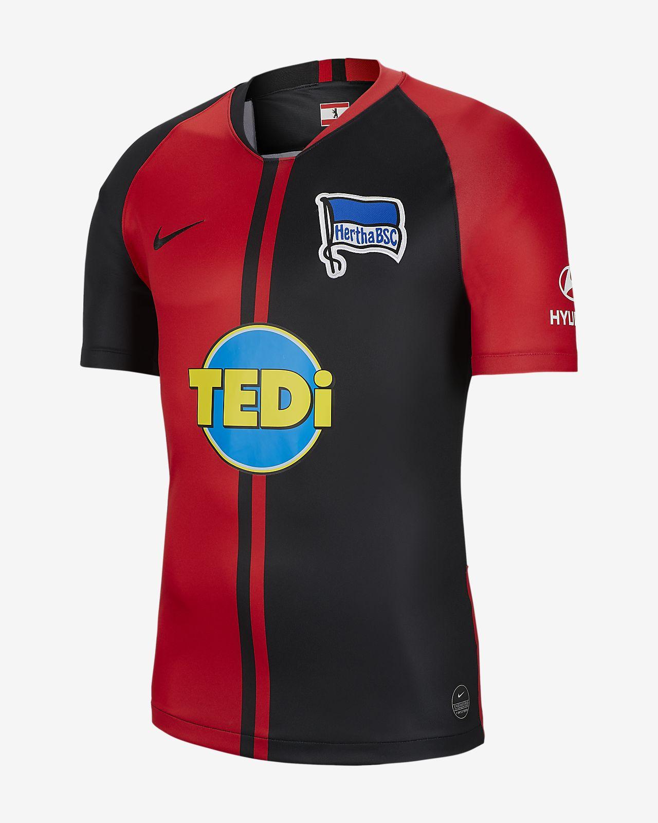 Hertha BSC 2019/20 Stadium Away Camiseta de fútbol - Hombre