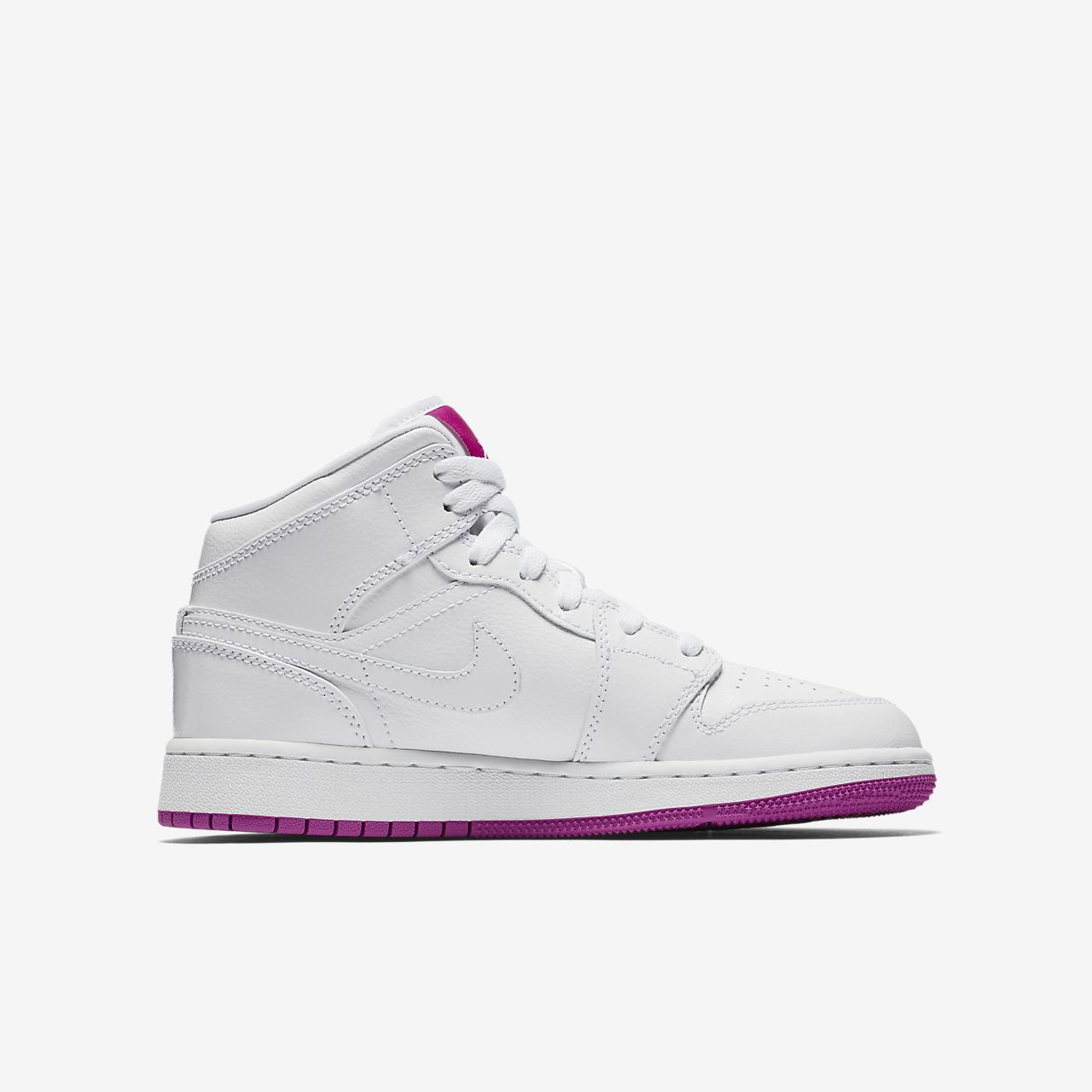air jordan 1 mid kids