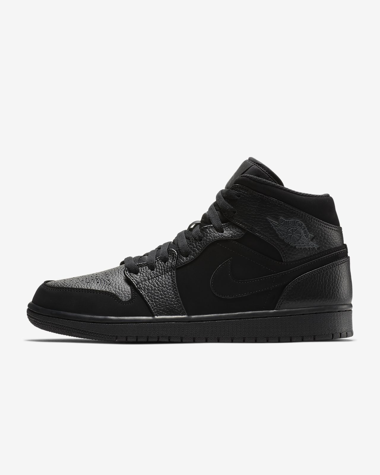 chaussures de sport 1f5e7 f3a30 Air Jordan 1 Mid Men's Shoe